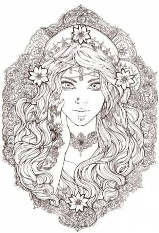 Coloring Pages Baylee Jae