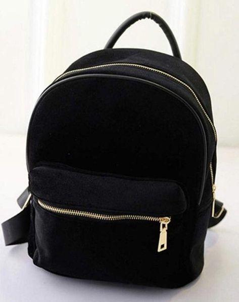 f61c0b34a7 Nimbus Roaming iPad Booth Velvet Backpack Shoulder Bag(Black)