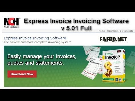 Express Invoice Invoicing Software v 501 Full SOFTWARE - invoice lite