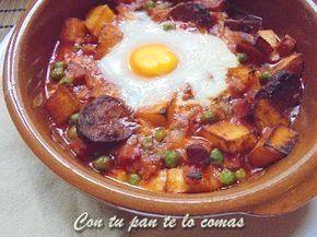 Huevos A La Flamenca Espana Recetas Have More Information On Our Site Https Storelatina Com Espana Recipes V Recetario De Cocina Comida Recetas De Comida