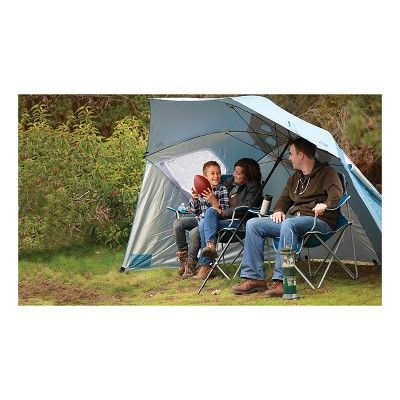 sportbrella canopy deep red extra large fishing umbrella family tent camping tent pinterest