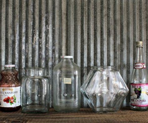 Crackled Paint Product Review Valspar Crackle Glaze Knick Of Time Glass Jars Crackle Painting Glass