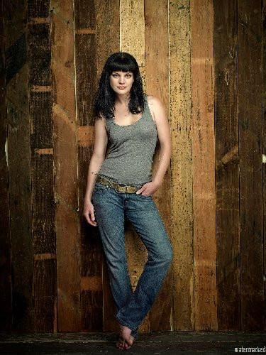 Pauley Perrette Abby NCIS Los Angeles Portrait Poster ~~~~ I can't believe that Abby got shot.