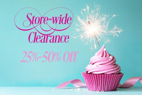 It's Christmas In July with Store-wide Clearance! Cake Decorating and Baking Supplies and Classes of Arkansas – Art Is In Cakes, Bakery & Supply