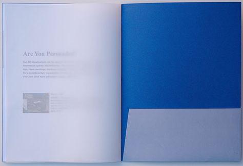 los angeles print design Presentation folder design Pinterest - resume presentation folder