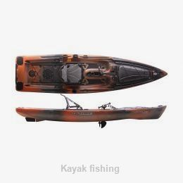 Backwater Paddles Assault Hand Paddle Orange With Images Canoe Fishing Water Crafts Kayaking