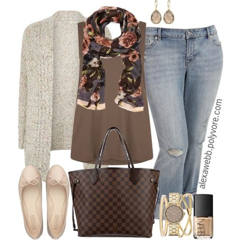 A fashion look from January 2015 featuring Old Navy pants, Nine West flats and Louis Vuitton tote bags. Browse and shop related looks.