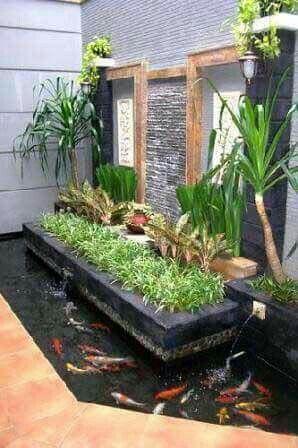 55 Indoor Minimalist Garden Design Ideas Interior Design Fish Pond Gardens Minimalist Garden Backyard Garden Design