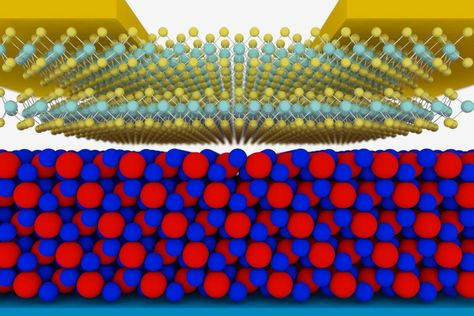A two-dimensional materials transistor technology that could restart Moore's law