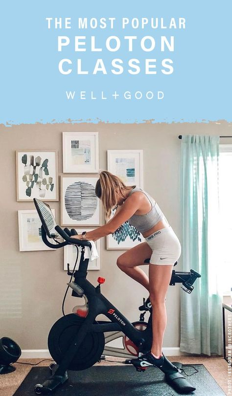 I invested in a Peloton in and am so grateful for it now. Typically a big fan of social workouts (yoga, spin, etc), this bike is saving my sanity in our new WFH environment. Cycling Workout, Gym Workouts, Swimming Workouts, Swimming Tips, Peloton Bike, Spin Bikes, Spinning Workout, Cycling Bikes, Road Cycling