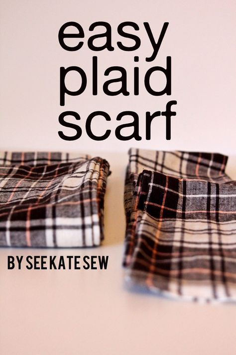 scarve tutorial for guys!