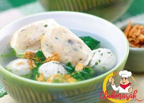 Resep Sup Bakso Tahu Resep Hidangan Cina Favorit Club Masak Resep Sup Sup Bakso Resep Makanan