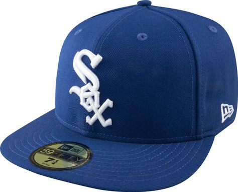 MLB Chicago White Sox luz con blanco 59FIFTY gorra ajustada  Amazon.com.mx   Deportes y Aire Libre 68fd485e17f
