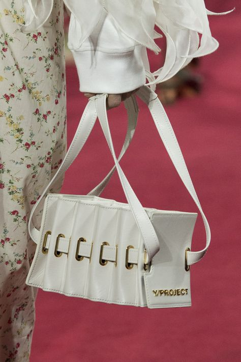 Y Project at Paris Fashion Week Spring 2019, 2018   Bags   Pinterest 6ce49eec87a
