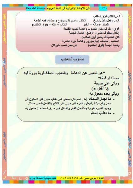 دوسية قواعد اللغة العربية باسلوب رائع للصفوف العليا نبع الأصالة Learn Arabic Language Learning Arabic Arabic Language