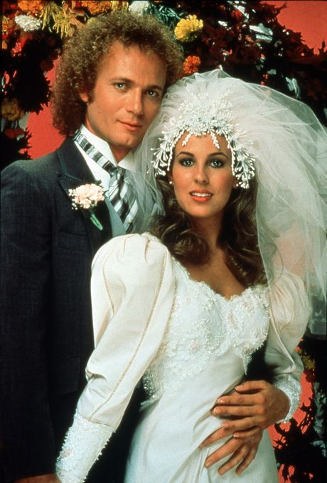 Brides.com: . Laura on General Hospital. Many different generations have watched General Hospital but one thing unites them all: Luke and Laura. While there have been many weddings on the long running soap, this was by far the most anticipated and watched.
