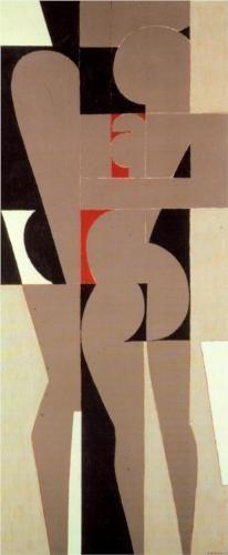 Erotic - Yiannis Moralis - WikiArt.org