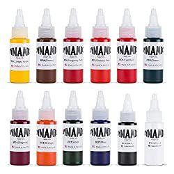 The 8 Best Tattoo Ink Brands Reviews Guide For 2020 In 2020 Best Tattoo Ink Cool Tattoos Ink Tattoo