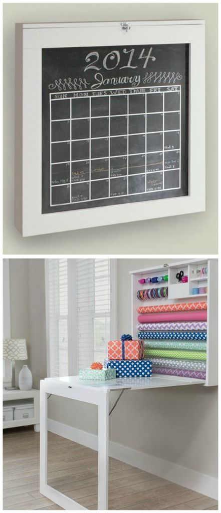 Fold Down Craft/Gift Wrap Table | Craftiness | Pinterest | Craft Gifts,  Wraps And Craft