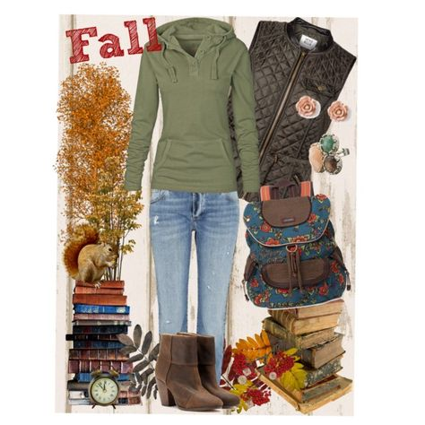 """""""The Warmth Of Fall"""" by luvplayingdressup on Polyvore"""