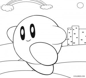 Printable Kirby Coloring Pages For Kids Cool2bkids Coloring Pages Coloring Pages For Kids Unique Coloring Pages