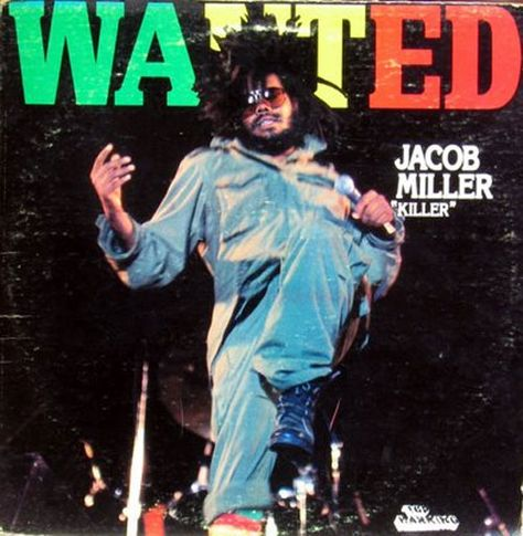 *Jacob Miller* More fantastic pictures and videos of *Bob Marley & Jacob Miller* on: https://de.pinterest.com/ReggaeHeart/