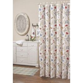 Shealeen Louise For Deny Wildflower Bouquet Shower Curtain Urban