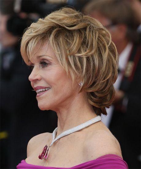 Jane Fonda Frisur Blonde Glatte Haare Haarschnitt Ideen Jane Fonda