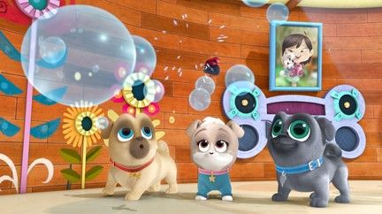 Puppy Dog Pals Bubble Wrapped Song Official Disney Channel Africa Youtube