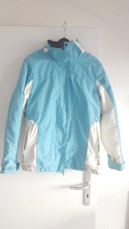 Ski Kleiderkreisel Jacke Jacke Auf BlauweißVerkauf Ski n8wOkP0