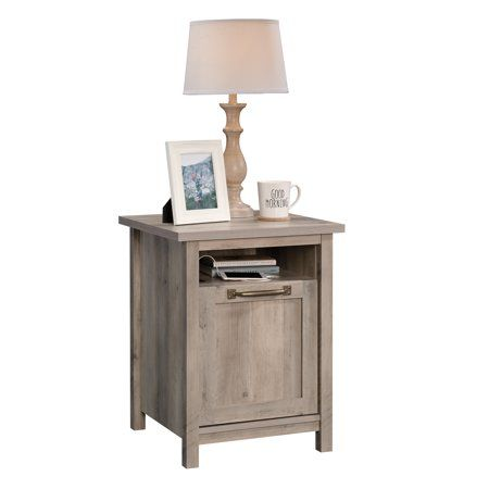 Better Homes And Gardens Rustic Gray End Table