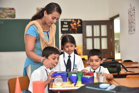 Smart schools in Jindal, CBSE School in Magadi Road