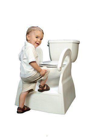 Terrific The Potty Stool For Toddler Toilet Training Step Stool Spiritservingveterans Wood Chair Design Ideas Spiritservingveteransorg