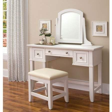Miraculous Home Bedroom Vanity Set White Bedroom Vanity House Styles Gmtry Best Dining Table And Chair Ideas Images Gmtryco