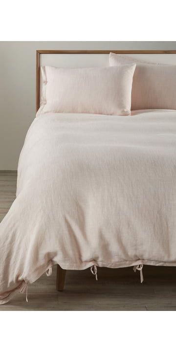 Treasure Bond Relaxed Cotton Linen Duvet Cover Nordstrom Linen Duvet Covers Linen Duvet Duvet Covers
