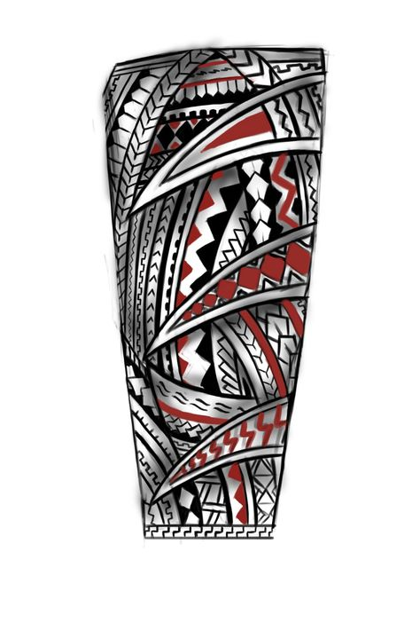 Forearm Samoan Tattoo #polynesiantattoosforearm