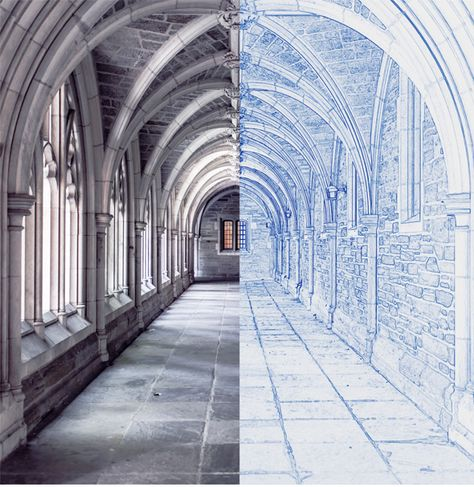 Architectu0027s Blueprint Drawing Effect in Photoshop Blueprint - fresh blueprint paper name