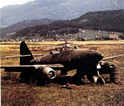 Messerschmitt Me 262:  Das erste einsatzfähige Militärflugzeug mit...
