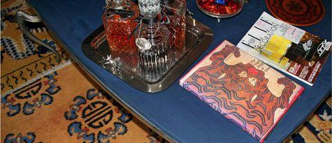 sitting room table