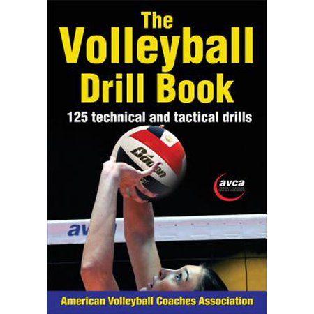 Books Volleyball Drills Coaching Volleyball Volleyball Skills