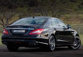 Primeiras Impressoes Mercedes Benz Cls 63 Amg With Images