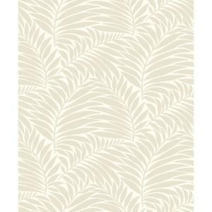 Magnolia Home By Joanna Gaines 34 Sq Ft Magnolia Home Willow Peel And Stick Wallpaper Psw1018rl The Home Depo In 2020 Leaf Wallpaper Wallpaper Roll Wallpaper Samples