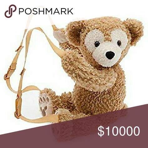 ISO: Duffy Disney Bear Backpack I am looking for one one of these Duffy backpacks Disney Accessories Bags