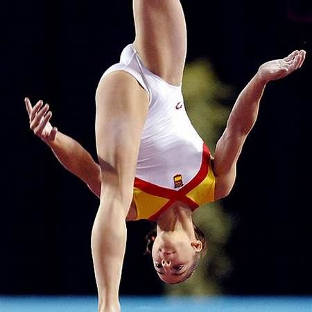 Oops gymnast The Most