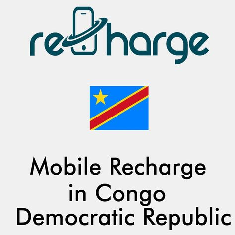 Mobile Recharge in Congo Democratic Republic. Use our website with easy steps to recharge your mobile in Congo Democratic Republic. #mobilerecharge #rechargemobiles https://recharge-mobiles.com/