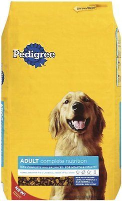 Pedigree Dog Food Complete Nutrition Adult Chicken Flavor 36