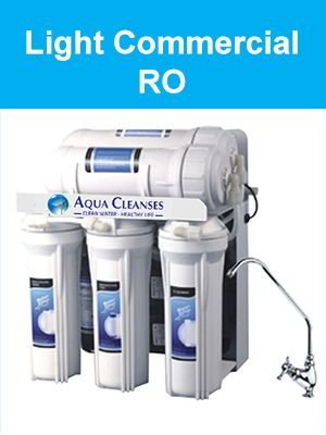 Light Commercial Ro Plant Best Water Filter Reverse Osmosis Water Filter Water Purifier
