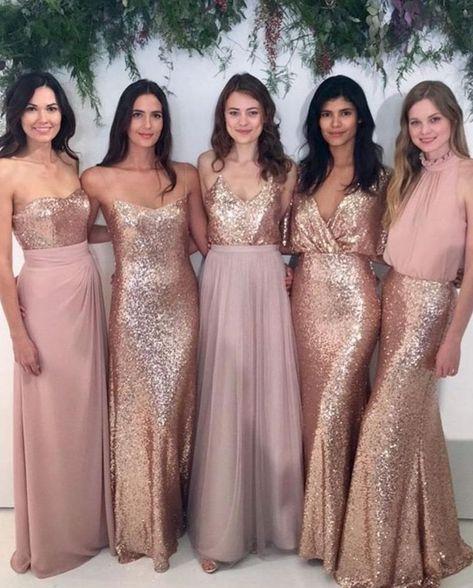 Vestidos De Dama De Honor 100 Modelos Para Elegir Lo Mejor