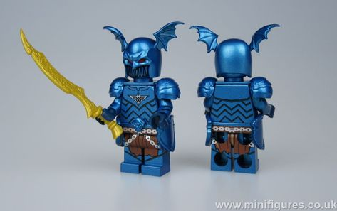 Ninja Minifig Weapon Knife Staff NEW Lego Ninjago Samurai X Red SPEAR OF FIRE