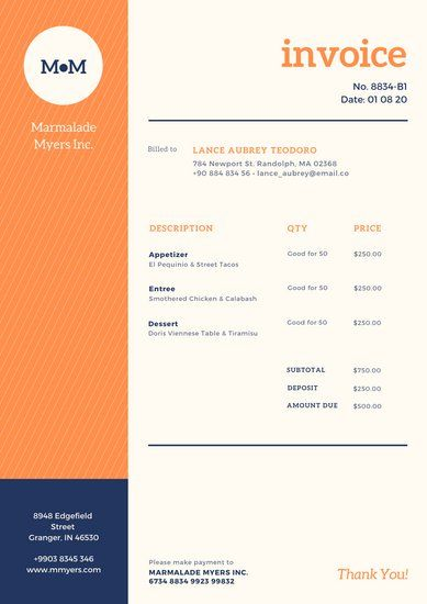 Customize 178 Invoice Templates Online Canva Invoice Template Templates Branding Your Business